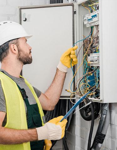 Les dommages des installations électriques